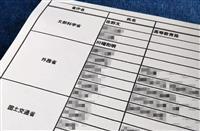【文科省汚職】贈賄業者、接触官僚リスト作成 閣僚含む31人