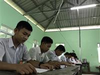 パナソニックがミャンマーの学校に太陽光発電寄贈 教室・寮「明るくなって勉強しやすい」