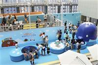 アンパンマンこどもミュージアム、水遊び広場を開設 福岡