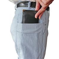 メタボ体型をスマートに見せる多機能パンツに清涼素材が登場