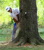【男子ゴルフ】失速の松山英樹「悪いまま終わった」 世界選手権