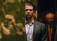 【ロシアゲート疑惑】長男のロシア人弁護士との秘密会合、情報獲得が狙い トランプ氏、投稿…
