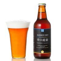 日枝FCG代表も「おいしい」と太鼓判!辛口産経麦酒 好評発売中