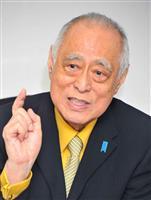 【津川雅彦さん死去】「心配りが繊細で、素晴らしい大先輩」海老蔵さんブログで追悼