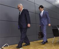 【ボクシング】「楽になってと言われた」山根会長、家族に相談し辞任決断 会見は5分、質問…