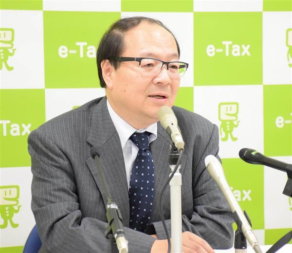 「変化に柔軟対応」榎本新大阪国税局長が抱負 - 産経ニュース