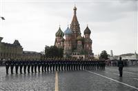 【赤の広場で】さらばモスクワ