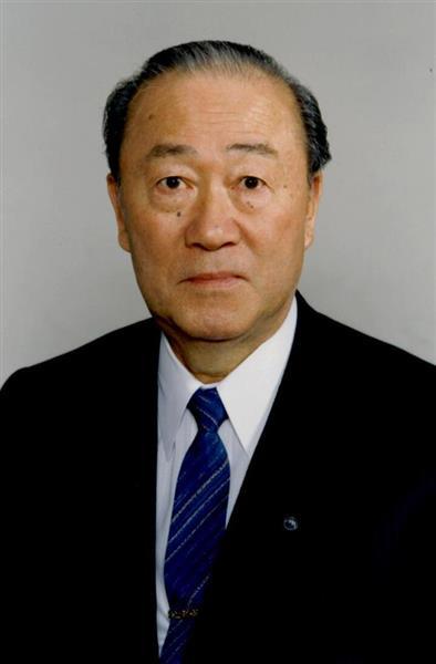 元静岡県知事の斉藤滋与史氏