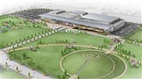 神栖中央公園の施設、名称決定 「かみす防災アリーナ」に 茨城