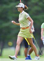 【女子ゴルフ】韓国の黄アルムが63で首位、木戸愛ら2位