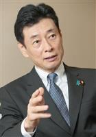 【単刀直言】西村康稔官房副長官「安倍首相の存在は日本の強み」「憲法改正、公明・維新と協…