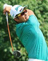【男子ゴルフ】松山英樹は暫定23位、池田勇太16位 全米プロ選手権第2日、悪天候で半数…