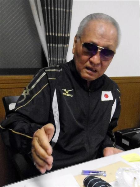 日本ボクシング連盟の山根明会長は、週刊文春、週刊新潮それぞれのインタビューで、あらいざらいを語っている(写真は8月6日午前、大阪市内)(大宮健司撮影)