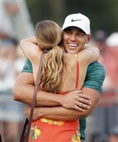 【男子ゴルフ】ケプカがメジャー3勝目 ウッズは猛チャージで2位 全米プロ選手権