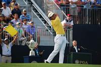 【男子ゴルフ】松山英樹はただで終わらず 11番でイーグル 来年のメジャー制覇へ巻き返し…