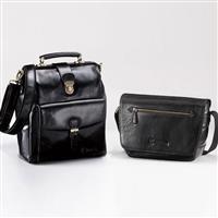 ブラック限定で5000円OFFクーポン配布中!良質レザーのバッグ