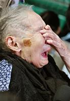 【最後の「8・15」】「悲しいよ」102歳最高齢女性