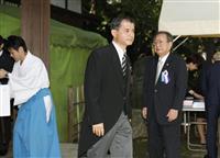 【終戦の日】安倍晋三首相が靖国神社に玉串料 終戦の日に6年連続 小泉進次郎氏らは参拝