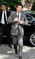 【終戦の日】千葉県の森田健作知事が靖国神社参拝 就任以来10年連続
