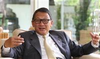 幼少時代から日本に親しみ インドネシア アリフィン・タスリフ駐日大使
