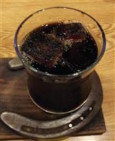 【ダニーの棋食徒然】猛暑の折、脳に染みる一杯 水出しアイスコーヒー、甘い逸品とともに