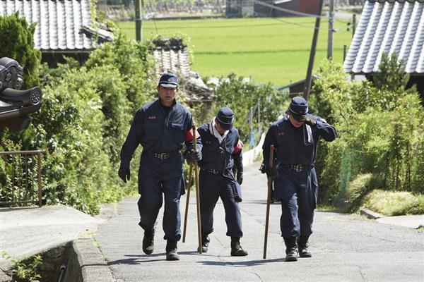 山口県で不明の男児、無事発見 捜索ボランティア男性呼び掛けに「ぼく ...
