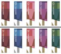【東京五輪】藍、紅、桜などの伝統色で会場を彩る 東京五輪大会装飾のベースデザイン発表