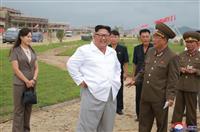 【激動・朝鮮半島】「強盗さながらの制裁」 金正恩氏が観光地開発で対決戦を強調