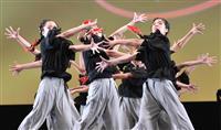 【日本高校ダンス部選手権】大阪府立久米田、大人の女性をイメージ