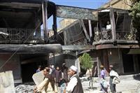 アフガン内戦、攻勢強めるタリバン 軍事施設占拠、対米和平交渉で主導権狙う
