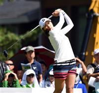 【ゴルフ】20歳の大里桃子が初優勝 CATレディース最終日