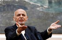 アフガン大統領、タリバンに3カ月の停戦呼びかけ