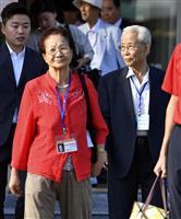 【激動・朝鮮半島】約3年ぶり、南北離散家族再開行事 韓国側89人が北朝鮮の金剛山へ