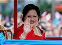 タイ王妃がインフルエンザで入院