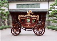 両陛下の「儀装馬車」30年ぶり活用へ、秋から修復、代替わり後の伊勢神宮参拝でご使用か …