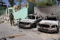 アフガンでタリバンが停戦拒否か バス襲撃など攻勢を継続