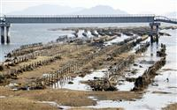 【西日本豪雨】名産カキにも被害、生産量日本一の広島・呉市