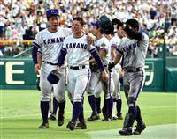 【夏の甲子園決勝】金足農、エース吉田輝星…強気の投球昔から、父や先輩がスタンドで見守る