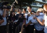 【夏の甲子園】吉田輝星投手「きょうは自分の布団でゆっくり寝たい」 金足農ナインが母校に…