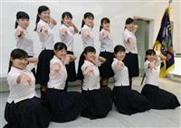 【日本高校ダンス部選手権】スモールクラス優勝の羽衣学園が本社訪問 25、26日に梅田で…
