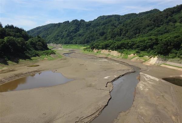 兵庫 県 ダム 貯水 率