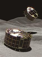 【探査機はやぶさ2】10月下旬に小惑星の物質採取へ 来月から小型ロボットの投下も