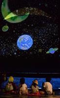 「スマスイにひまわり咲いてん!」 ライトアップや映像投影し盛り上げ夏季限定イベント