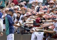 【MLB】イチロー凱旋? マリナーズ、3月東京で開幕 アスレチックスと2試合 来季日程…