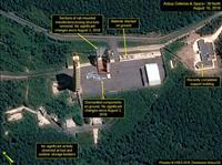 【激動・朝鮮半島】ミサイル発射場の解体停滞 米サイト分析、8月3日以来進まず