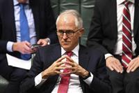 オーストラリア、コールマン金融相ら3閣僚が辞表提出 ターンブル首相へ退陣要求高まる