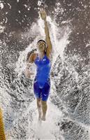 【アジア大会】池江璃花子、軽やかに1位通過 「体がすごく動いていた」