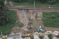 【台風20号】近畿で交通の乱れ続く 鉄道や空港、運休や運転一時見合わせ