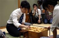 【将棋】藤井七段が里見女流四冠に勝ち3回戦へ ヒューリック杯棋聖戦