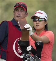 【米女子ゴルフ】畑岡奈紗は3打差4位に後退 カナダ太平洋女子オープン第2日
